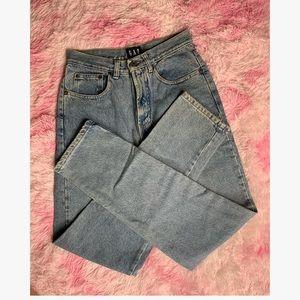 VTG Gap Mom Jeans Made in USA